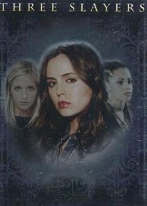 2006 Buffy Memories Three Slayers