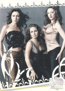 2006 Charmed Destiny Promo P-UK