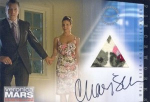2007 Veronica Mars Season 2 Autographed Pieceworks