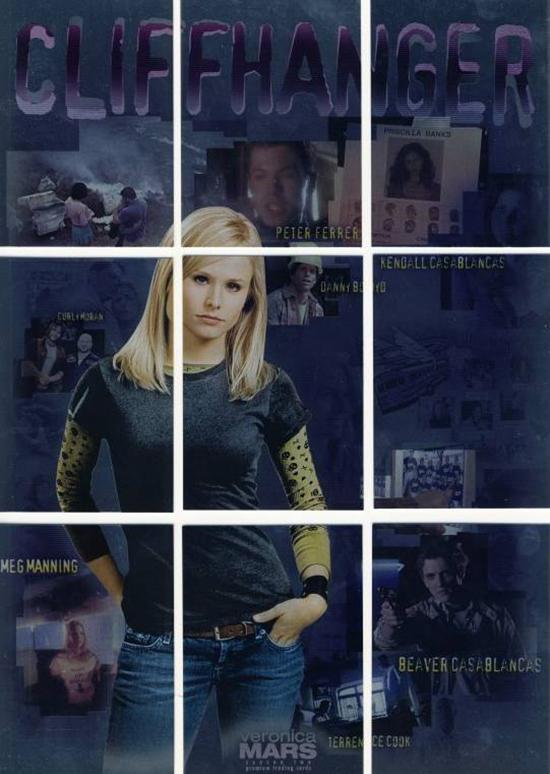 2007 Veronica Mars Season 2 Cliffhanger