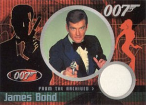 CC4 Roger Moore as James Bond