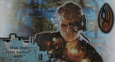 1996 Star Trek First Contact Techno-Cell Borg