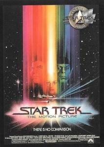 2000 Star Trek Cinema 2000 Movie Posters