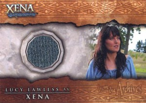 2003 Quotable Xena Costume Cards C14