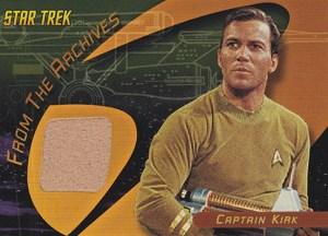 2004 Quotable Star Trek TOS Costume Card C1
