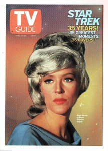 2006 Star Trek TOS 40th Anniversary TV Guide