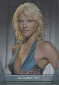 2007 Battlestar Galactica Season 2 Crew Cards