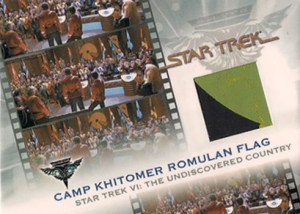 2007 Complete Star Trek Movies Banner KB3