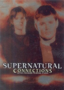 2008 Supernatural Connections Promo P-UK