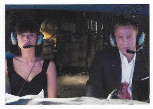 2009 James Bond Archives Quantum of Solace Dangerous Liaisons