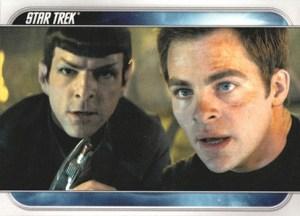 2009 Star Trek Movie Base