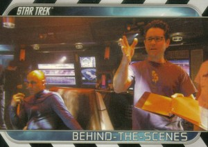 2009 Star Trek Movie Behind the Scenes