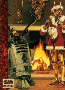 1993 Star Wars Galaxy Base 77
