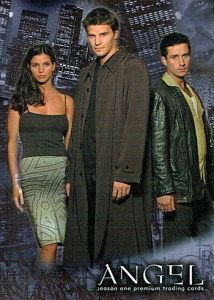 2000 Angel Season 1 Promo Card SD2000