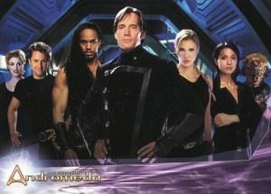 2001 Andromeda Season 1 Case Loader
