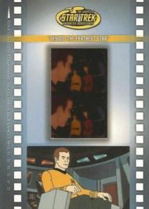 2003 Complete Star Trek Animated Adventures Micro-Cel