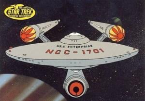 2003 Complete Star Trek Animated Adventures Promo Card P1