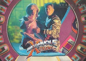2003 Stargate SG-1 Season 5 Wormhole Extreme