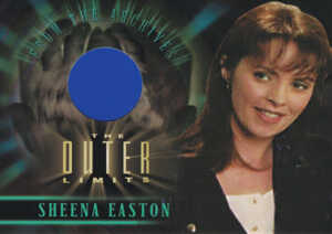 2004 Outer Limits Expansion Costume Card CC13 Sheena Easton