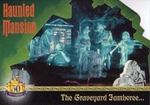 2005 Disneyland 50th Anniversary Haunted Mansion