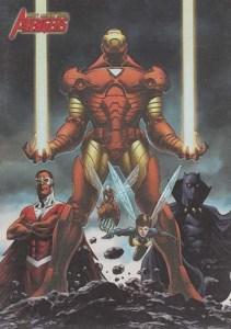 2006 Complete Avengers Earths Mightiest Heroes
