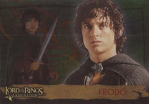 2006 Lord of the Rings Evolution Promo Card P1