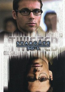 2006 Stargate SG-1 Season 8 Twisted