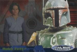 2006 Topps Star Wars Evolution Update Evolution A
