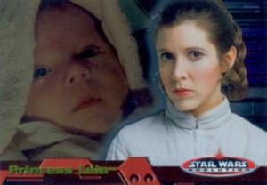 2006 Topps Star Wars Evolution Update Evolution C