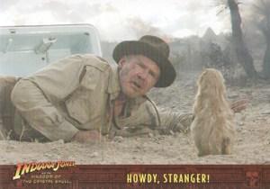 2008 Indiana Jones and the Kingdom of the Crystal Skull Base