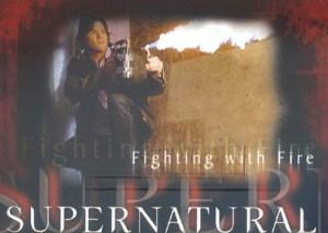 2008 Supernatural Season 3 Base