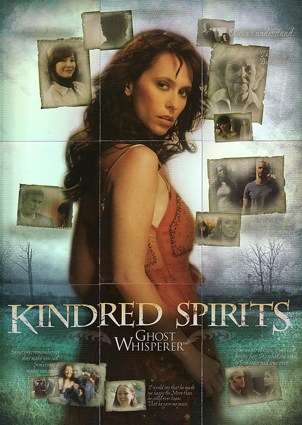 2009 Ghost Whisperer Seasons 1 and 2 Kindred Spirits