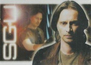 2010 Stargate Universe Season 1 Crew Cards