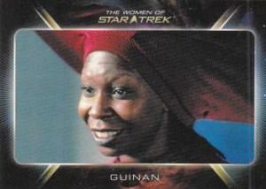 2010 Women of Star Trek Base