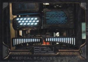2011 Stargate Universe Season 2 Destiny