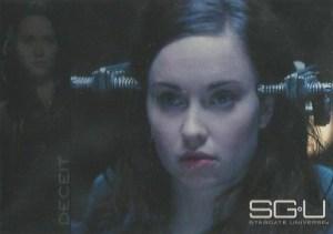 2011 Stargate Universe Season 2 Secrets
