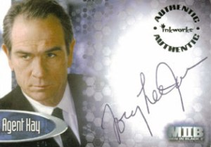A1 Tommy Lee Jones as Agent Kay