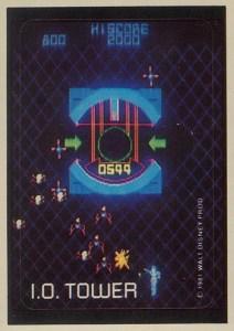 1982 Donruss Tron Sticker