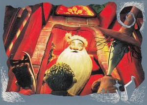 1993 Nightmare Before Christmas Promo Card S1