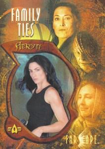 2002 Farscape Season 3 Family Ties