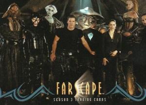 2002 Farscape Season 3 Promo Card P1