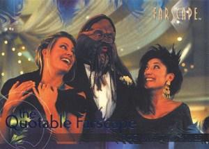 2002 Farscape Season 3 Quotable