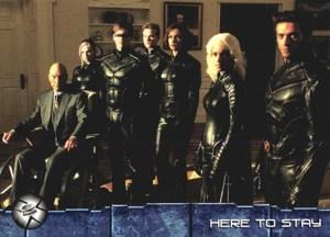 2003 X-Men 2 Base
