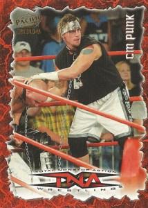2004 Pacific TNA Base CM Punk