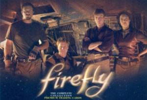 2006 Firefly Promo Card P-UK