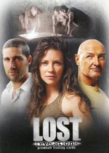 2006 LOST Revelations Promo Card LR-1