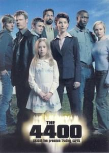 2007 4400 Season 2 Promo Card P-SD