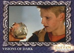 2007 Inkworks Seeker- The Dark Is Rising Base