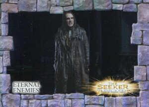 2007 Inkworks Seeker- The Dark Is Rising Eternal Enemies