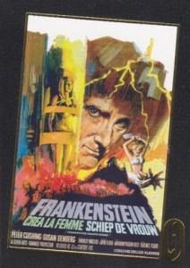 2008 Hammer Horror Foil Poster